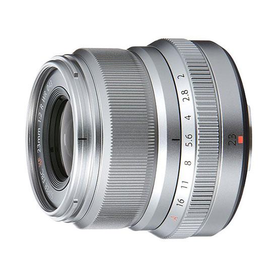 Jual lensa Fujinon XF 23mm f2.0 R WR Silver Harga Murah Surabaya Jakarta
