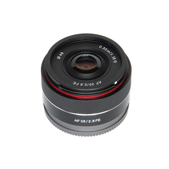 Jual-lensa-Samyang AF 35mm f2.8 FE for Sony NEX Harga murah