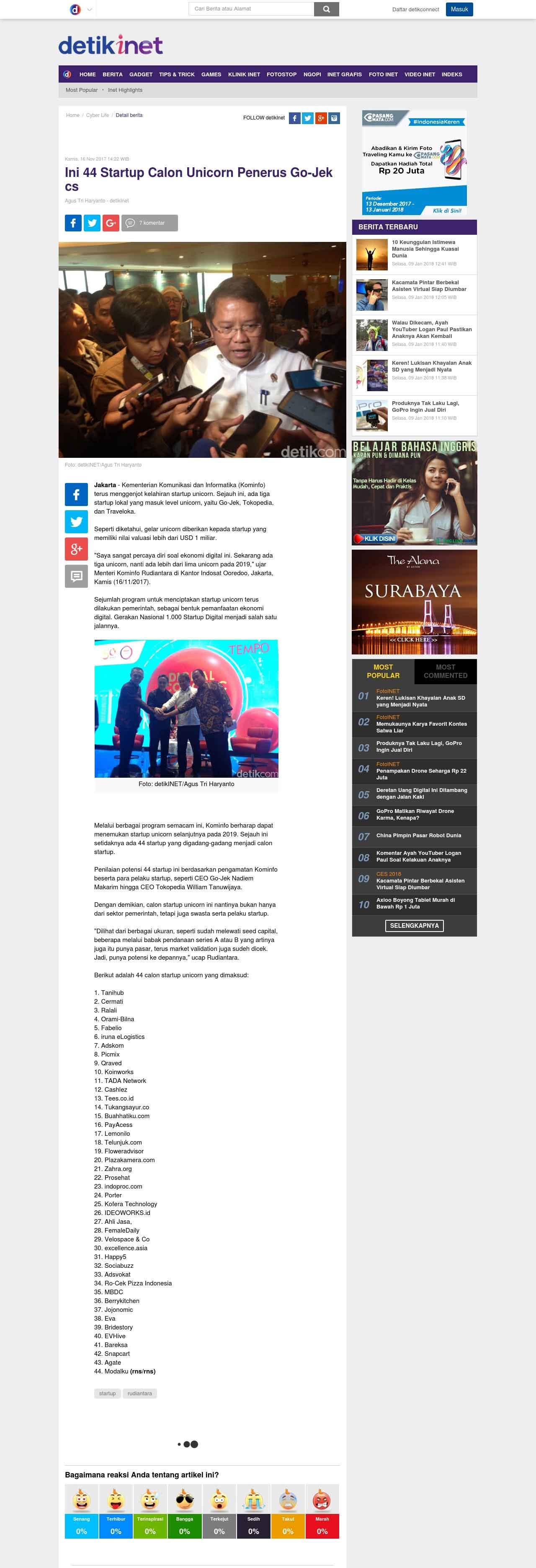liputan plazakamera di detik.com