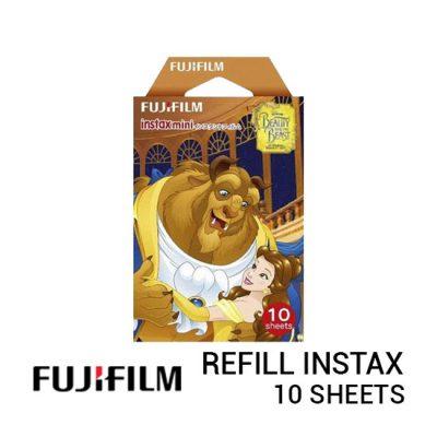 jual Fujifilm Instax Mini Refill Beauty and The Beast harga murah surabaya jakarta