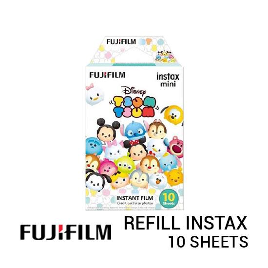 jual Fujifilm Instax Mini Refill Disney Tsum Tsum harga murah surabaya jakarta