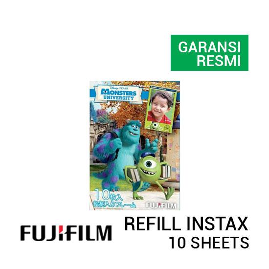 jual Fujifilm Instax Mini Refill Monster University harga murah surabaya jakarta