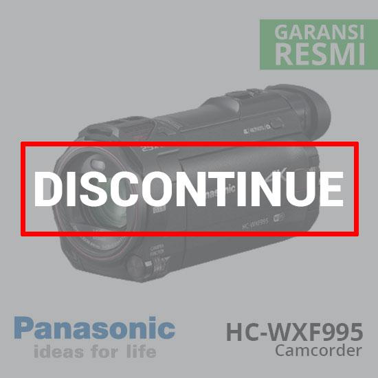 jual Panasonic Camcorder HC-WXF995 harga murah surabaya jakarta