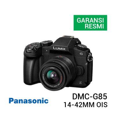 jual kamera Panasonic DMC-G85 Kit 14-42mm F/3.5-5.6 OIS harga murah surabaya jakarta