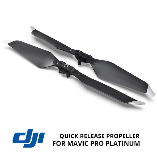 Jual Aksesoris Drone DJI Mavic Pro Low-Noise Quick-Release Propeller Harga Murah