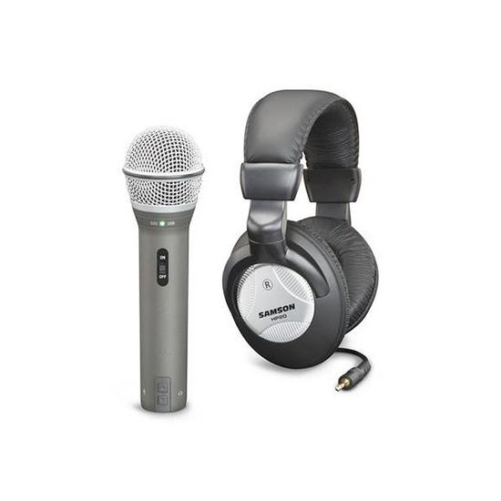 Jual Audi Microphone USB Samson Q2U Recording Pack Harga Murah