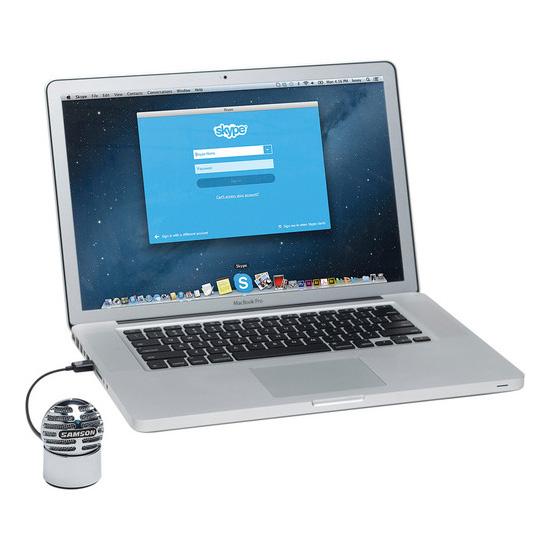 Jual Audio Microphone Condenser Samson Meteorite USB Condenser Microphone Harga Murah