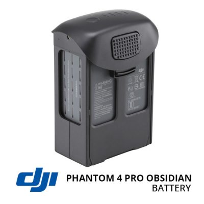 jual drone DJI Phantom 4 Pro Obsidian Intellegent Flight Battery harga murah surabaya dan jakarta