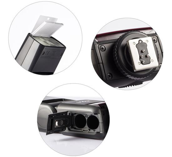 Jual Flash Auto / TTL Godox Speedlite TT-350 For Fuji Harga Murah