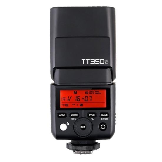 Jual Flash Auto / TTL Godox Speedlite TT-350 for Canon Harga Murah