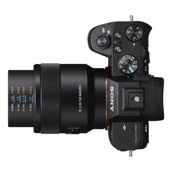 Jual Lensa Sony FE 50mm f/2.8 Macro Harga Murah