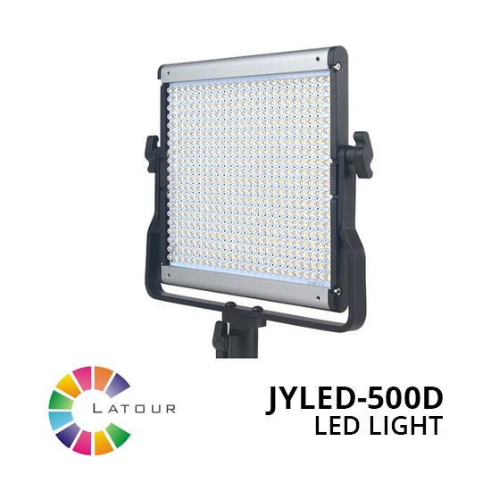 Jual Studio Tools Continuous Light Latour JYLED-500D LED Light Harga Murah