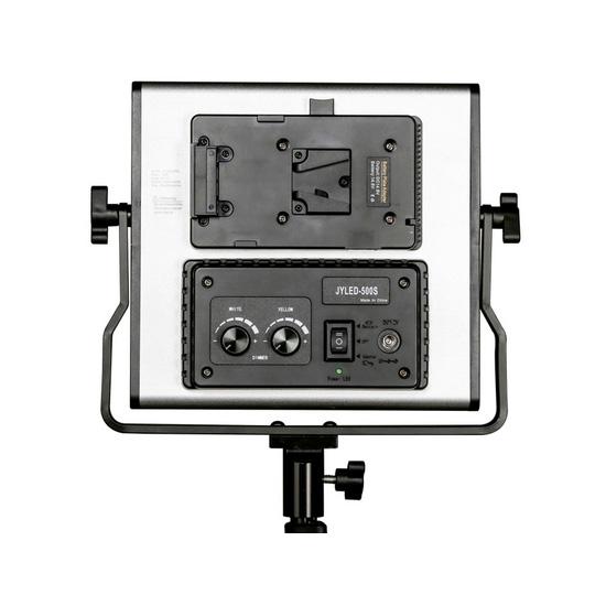 Jual Studio Tools Continuous Light Latour JYLED-500S Bi-Color LED Light Harga Murah