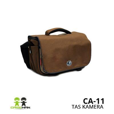 Jual Tas Kamera Caseman CA-11 Honey Brown Terbaik Harga Murah