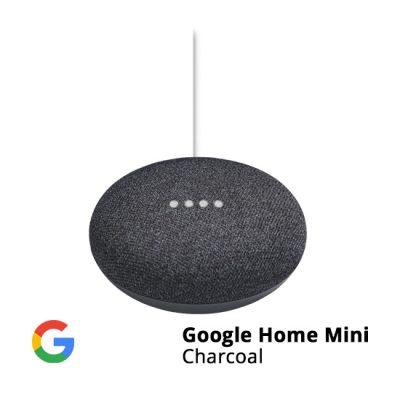 Jual Wireless Speaker Google Home Mini Charcoal Harga Murah Surabaya Jakarta