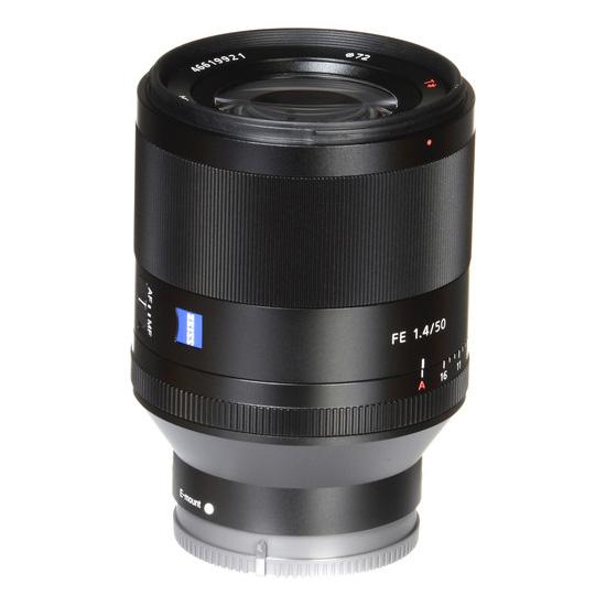 Jual lensa Sony FE 50mm f/1.4 ZA Planar T* Harga Murah