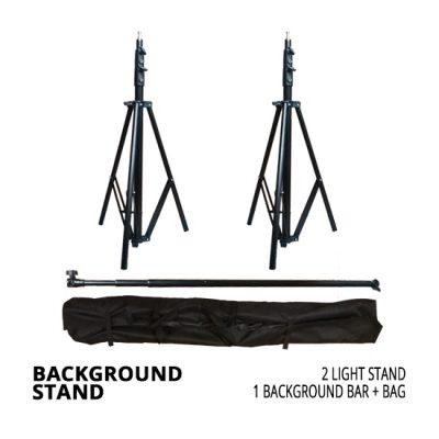 jual Paket Background Stand harga murah surabaya jakarta