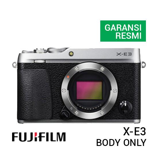 jual kamera Fujifilm X-E3 harga murah surabaya jakarta