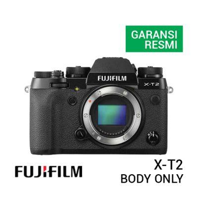 jual kamera Fujifilm X-T2 Body Only harga murah surabaya jakarta