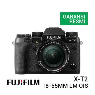 jual kamera Fujifilm X-T2 Kit 18-55mm f/2.8-4 R LM OIS harga murah surabaya jakarta