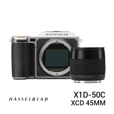 jual kamera Hasselblad X1D-50c with XCD 45mm f/3.5 harga murah surabaya jakarta