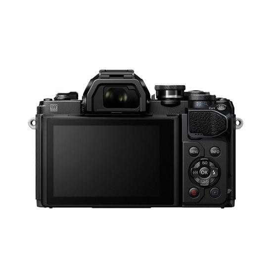 jual kamera Olympus OM-D E-M10 Mark III Kit 14-42mm f/3.5-5.6 EZ Black harga murah surabaya jakarta