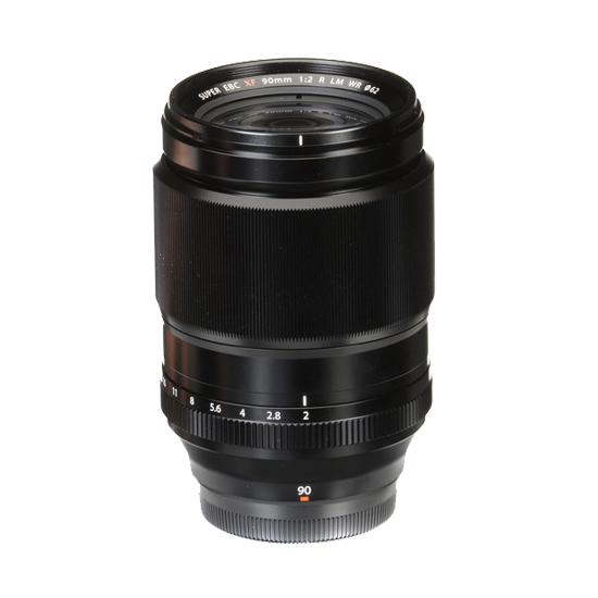 jual lensa Fujifilm XF 90mm F2 R LM WR Fujinon harga murah surabaya jakarta