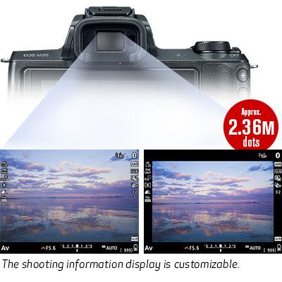 Jual Kamera Mirrorless Canon EOS M50 Harga Murah