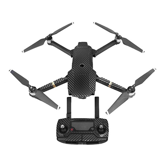 Jual Aksesoris Drone DJI For DJI Mavic Waterproof Skin Carbon 3rd Party Harga Murah