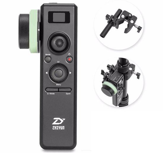 Jual Aksesoris Video Stabilizer Zhiyun Remote Control for Crane-2 Harga Murah