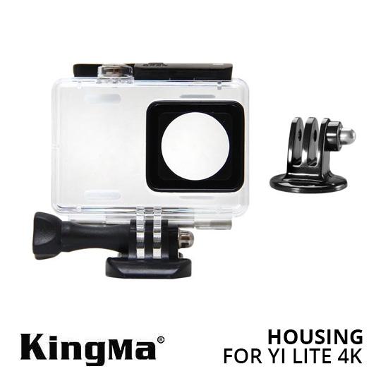 Jual Aksesoris Yicam Kingma Underwater Housing Xiaomi Yi LITE 4K Harga Murah
