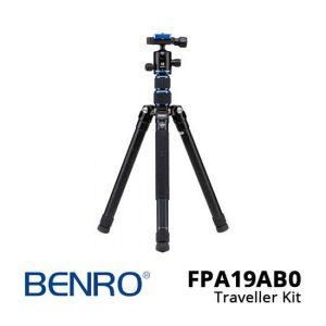 Jual Benro Traveller Tripod Kit ProAngel FPA19AB0 Harga Murah Terbaik dan Spesifikasi
