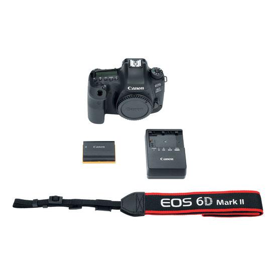 Jual Kamera DSLR Canon EOS 6D Mark II Body Only Harga Murah