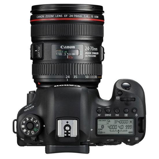 Jual Kamera DSLR Canon EOS 6D Mark II Kit EF 24-70mm f/4L IS USM Harga Murah