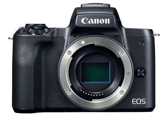Jual Kamera Mirrorless Canon EOS M50 Body Only - Black Harga Murah