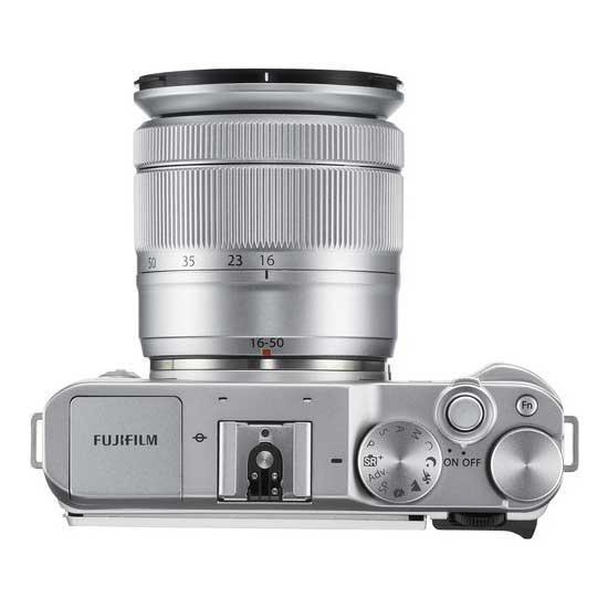 Jual Kamera Mirrorless FUJIFILM X-A3 Kit XC 16-50mm f3.5-5.6 OIS II Silver Harga Murah