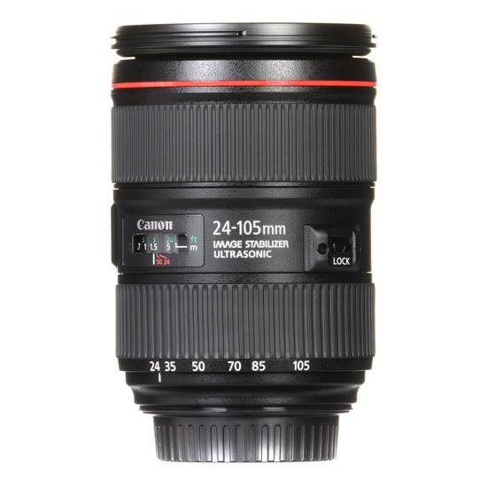 Jual Lensa Canon EF 24-105mm f/4L IS II USM Harga Murah