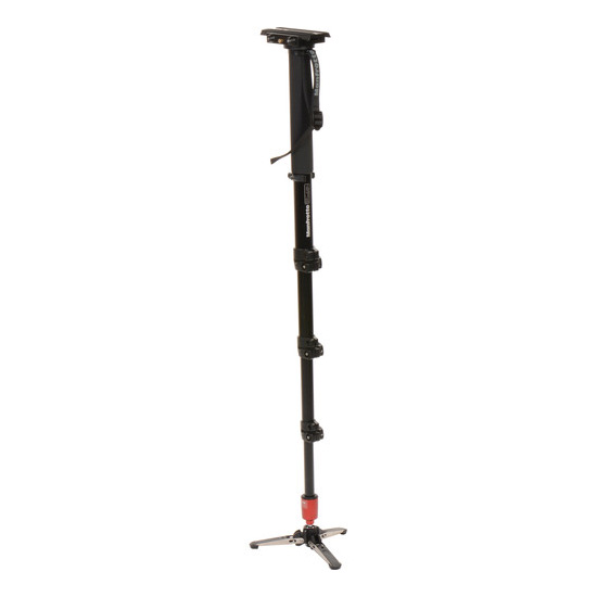 Jual Manfrotto 562B-1 Fluid Video Monopod with Sliding Plate Harga Murah
