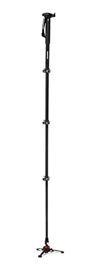 Jual Manfrotto XPRO Video Monopod with 577 Video Adapter Harga Murah