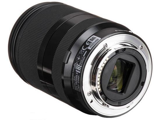 Jual Sony E-Mount 18-200mm F3.5-6.3 OSS LE Harga Murah & Spesifikasi
