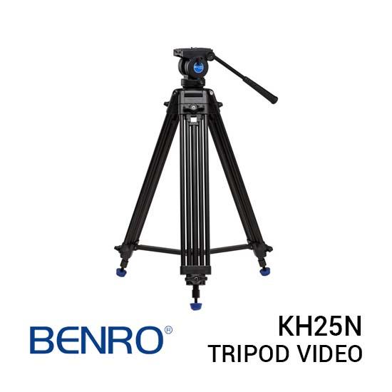 Jual Tripod Benro KH25N Harga Murah Terbaik dan Spesifikasi