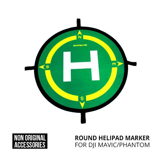 jual DJI Mavic/Phantom Round Helipad Marker 50cm 3rd Party harga murah surabaya jakarta
