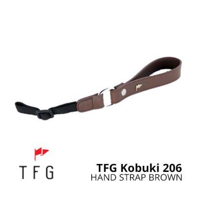 jual strap TFG Hand Strap Kobuki 206 Brown harga murah surabaya jakarta