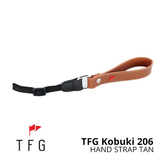 jual strap TFG Hand Strap Kobuki 206 Tan harga murah surabaya jakarta