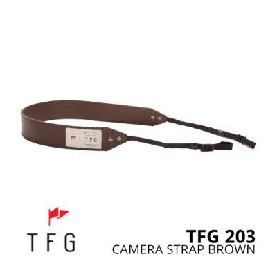 jual strap TFG Strap 203 Brown harga murah surabaya jakarta