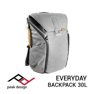 jual tas Peak Design Everyday Backpack 30L Ash harga murah surabaya jakarta