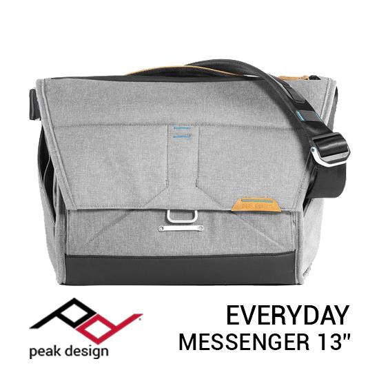 jual tas Peak Design Everyday Messenger 13 Inch Ash harga murah surabaya jakarta