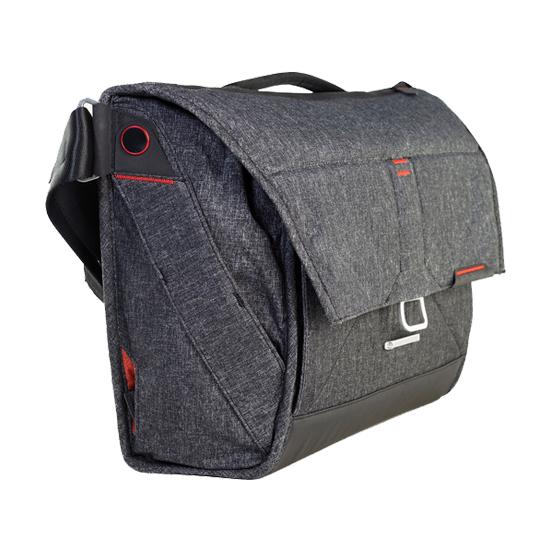 jual tas Peak Design Everyday Messenger 15 Inch Charcoal harga murah surabaya jakarta