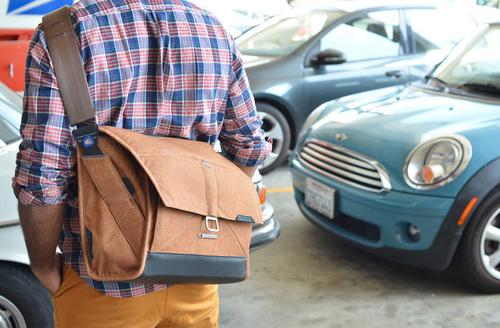 jual tas Peak Design Everyday Messenger 15 Inch Heritage Tan harga murah surabaya jakarta