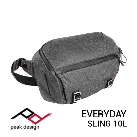 jual tas Peak Design Everyday Sling 10L Charcoal harga murah surabaya jakarta